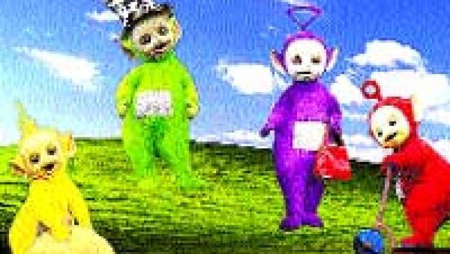 Los Teletubbies están entre los personajes preferidos de los bebés.