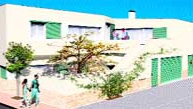 Nombre: Domus Samalús. Promueve: Codelva 04, S.L. Número de viviendas: 50 viviendas de cuatro dormitorios. Información y venta: C/ Paris, 149; Barcelona. Y en los teléfonos 934 441 540 y 932 175 158.