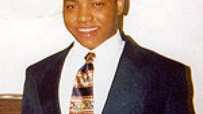 Foto que Herron tenía en su página personal.