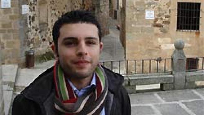 Pablo Garcés, autor del blog Memorias de un Náufrago