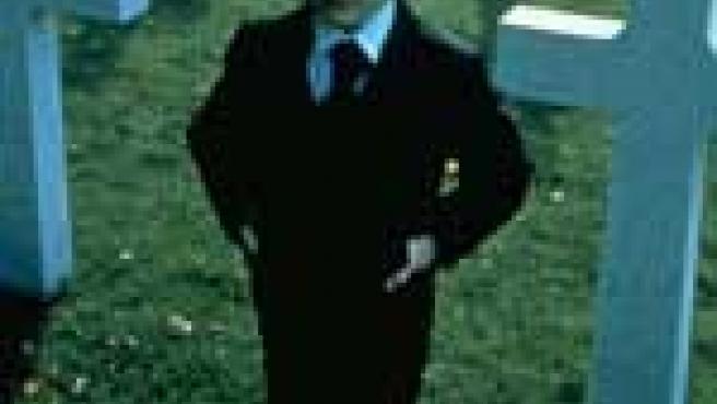 Un bebé inglés nació el 6/6/06... y se llama Damien, como el protagonista de 'La Profecía' (en la imagen).