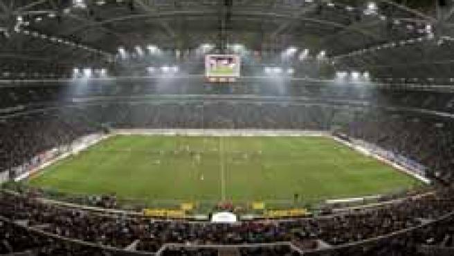 Estadio de Glensenkirchen. (Archivo/Efe)