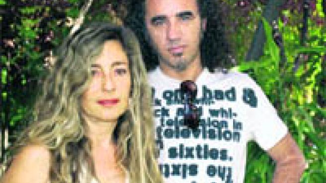 María Monsonís y Teo Cardalda llevan 19 años como pareja musical y sentimental.