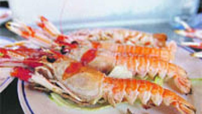 Degustaciones de marisco con denominación de origen.