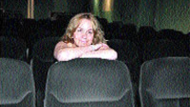 Gemma Utset, en el Teatro Zorrilla. (Hugo Fernández)