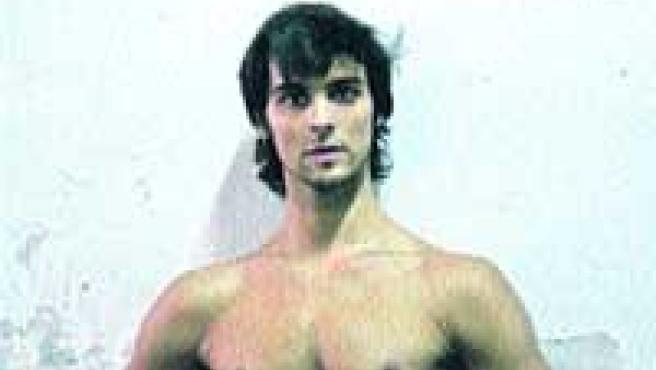 Igor Yebra, uno de los bailarines que actuará en la Gala.
