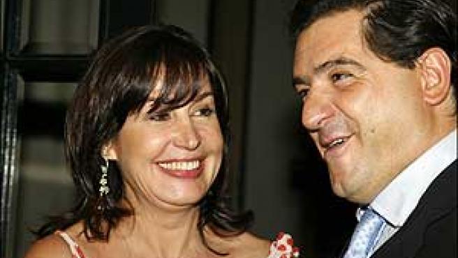 Carmen Martínez Bordiú y José Campos ©Korpa