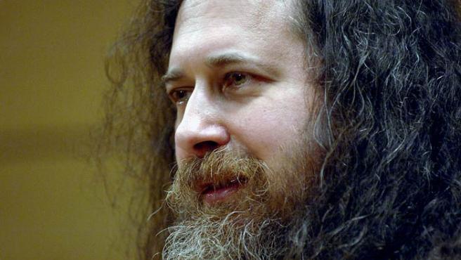Richard M. Stallman (Javier Echezarreta / EFE).