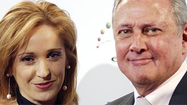 Carlos Larrañaga y Ana Escribano (© Korpa)