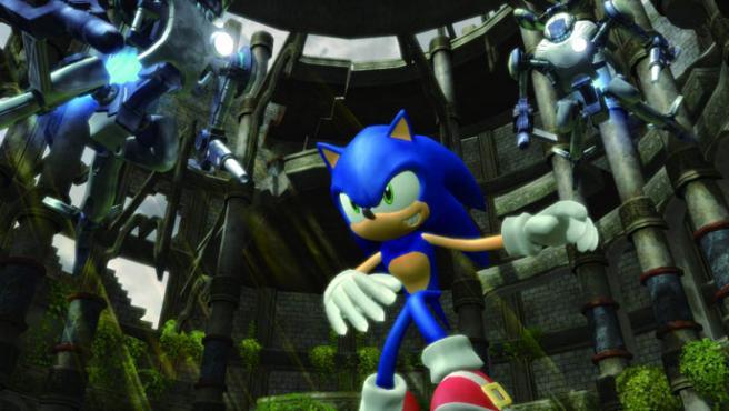 Sonic se estrenará en la 'nueva generación' con una aventura para Xbox 360 y PlayStation 3.