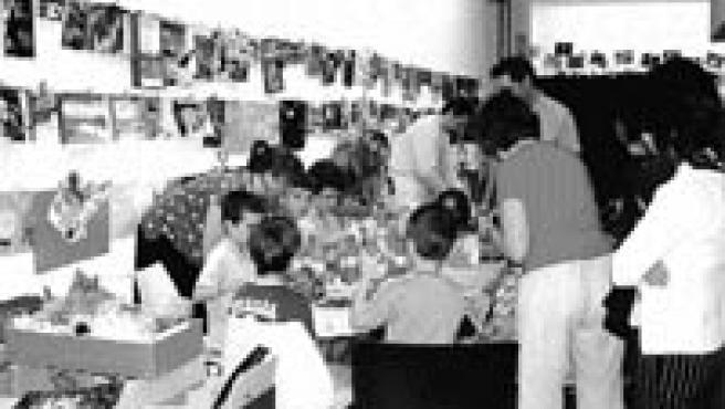 Para este verano, el departamento educativo del Marco ha organizado los talleres Miradas del revés, dirigidos a niños de 3 a 8 años (Marco).