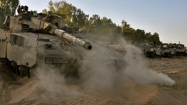 Israel se enfrenta ahora con el Líbano (Gil Cohen Magen / REUTERS)