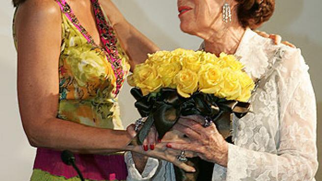 Isabel Preysler y María Rosa Salvador