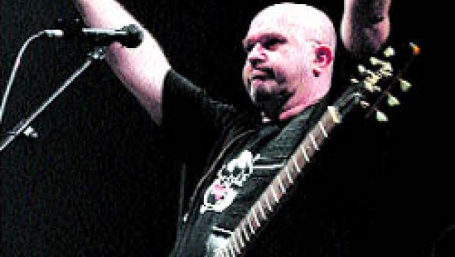 Armando de Castro, voz y guitarra del grupo rockero madrileño(Archivo).