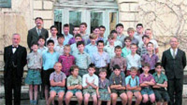 Los niños actores que hicieron famosa en el mundo entero la película francesa Los chicos del coro.