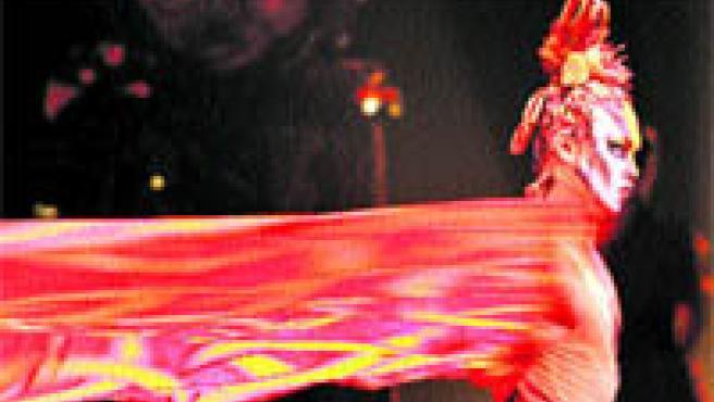 Los números destacan por sus movimientos y sus colores vivos(Martín Mesa).