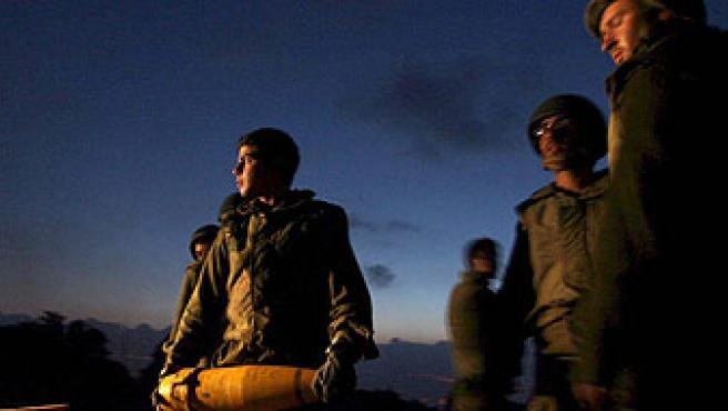 Israel intensifica los ataques sobre Líbano (Pavel Wolberg / EFE).