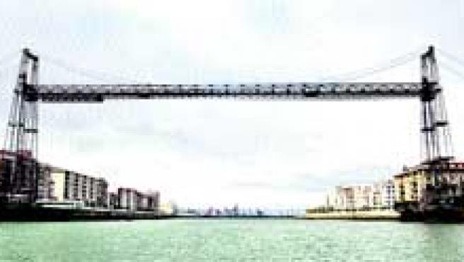 Puente Colgante de Vizcaya.