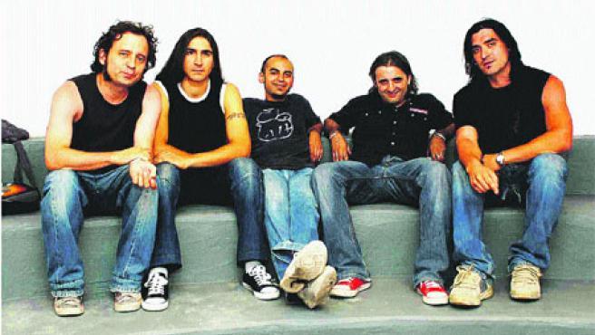 La linga será uno de los grupos vallisoletanos que tocarán en el festival Laguna Rock.