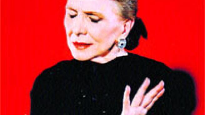 María Dolores Pradera es una de las voces de la música.