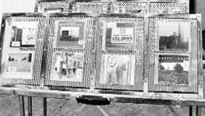 Top Manta. Maleta transportadora de CD ideada per Pere Pich.