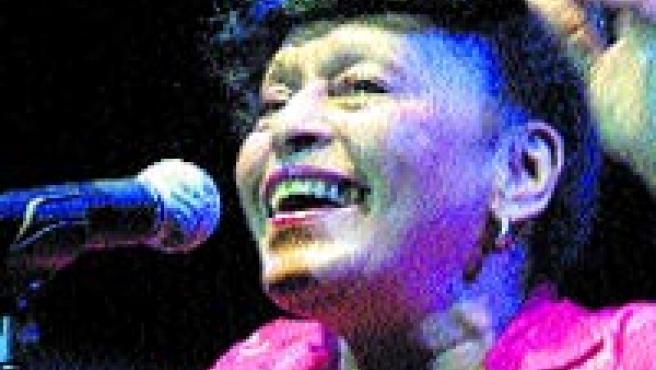 Omara Portuondo (La Habana, 1930) actúa esta noche.