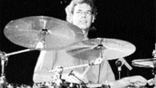 Bill Bruford, en su anterior visita al festival Jazz en la Costa.