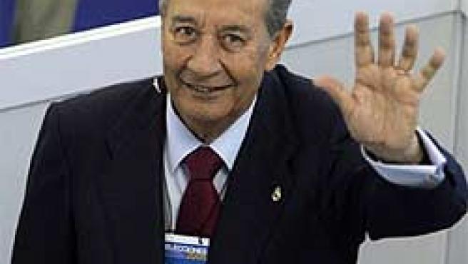 Villar Mir durante el día de las elecciones. (Archivo)