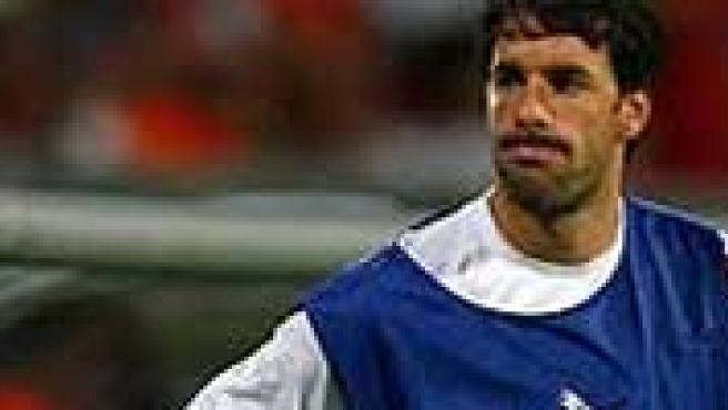 Van Nistelrooy durante el Mundial. (Archivo)