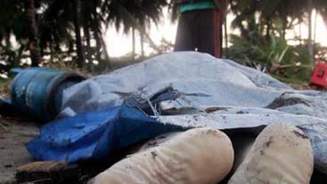 La playa de Pandangaran fue uno de los escenarios de la tragedia del 'tsunami'(D.Tri / Reuters)