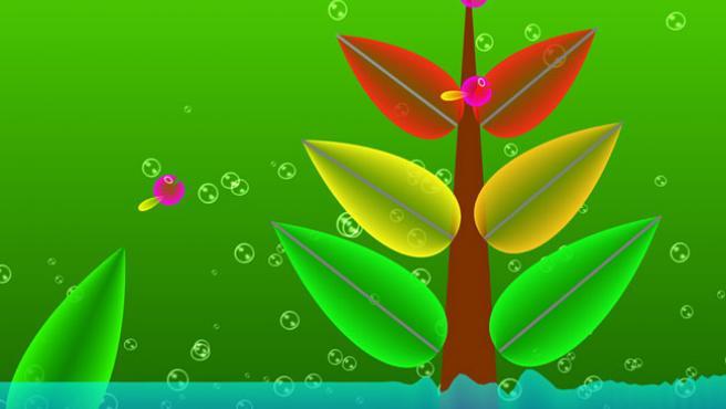 Electroplankton, una explosión de color y sonido.