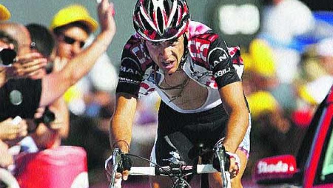 Carlos Sastre. (EFE)