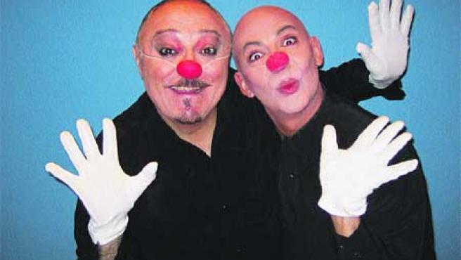 Moncho Borrajo llega a Barakaldo con su nueva producción, España Cabaret 2006.