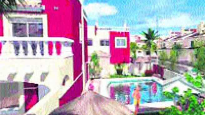 Nombre: Rocío Beach. Promueve: Promurdi, SL. Precio: Desde 265.000 euros. Información y venta: Calle Almohajar, 7; Murcia. Teléfonos 968 355 835 y 670 991 377.