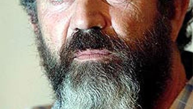 El actor Mel Gibson (Efe).