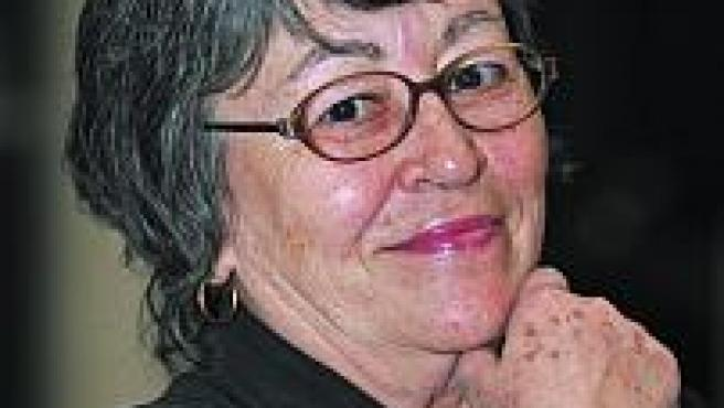 La sexóloga Pilar Cristóbal.