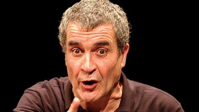 El actor Pepe Rubianes en un momento de una representación (Archivo)