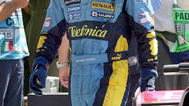 Alonso podría ser sancionado por los comisarios