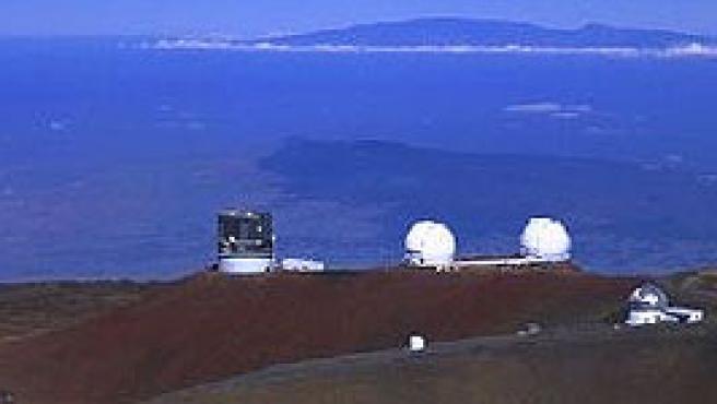 El Telescopio Subaru, en el Observatorio Astronómico Nacional de Japón. (NASA)