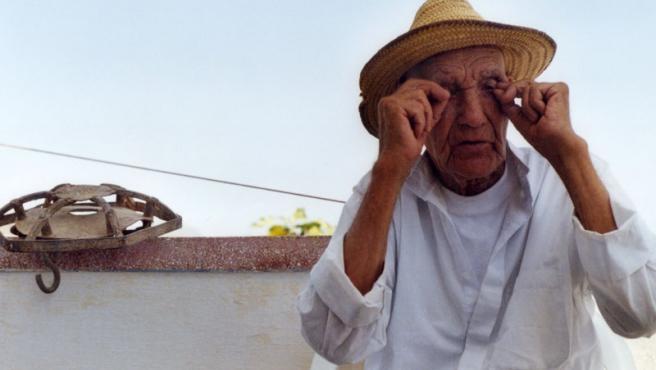 "Mohamed, ""Santiago"".(Foto: Javier Rada)"