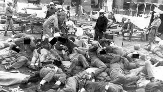 35 años del infierno de Attica