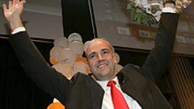 Fredrik Reinfeldt, nuevo primer ministro sueco. (EFE)