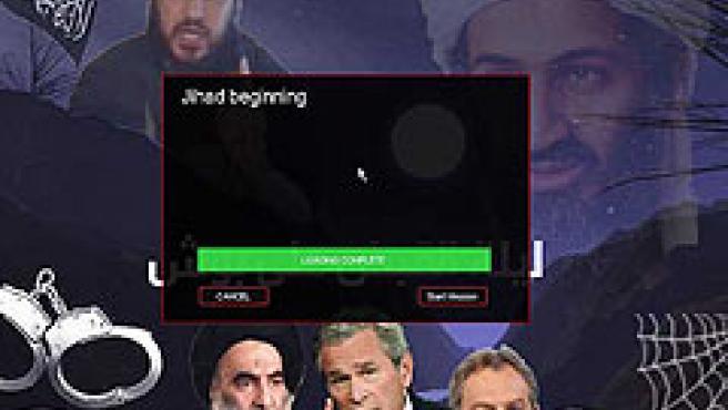 Un videojuego para capturar a Bush. (spiegel.de)