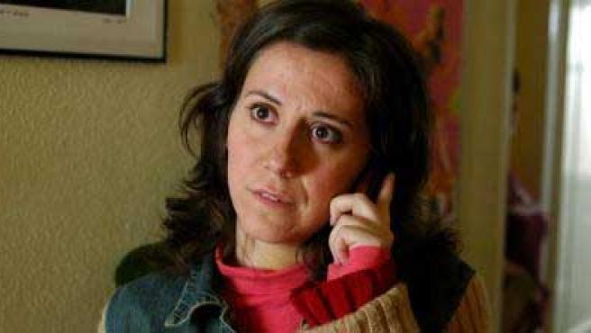 El cortometraje está protagonizado por Fátima Baeza. (Elvira Megías)