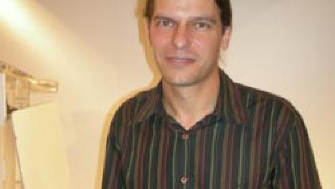 Jordi López, el creador de Wikiloc y ganador del concurso de Mashups para Google Maps.