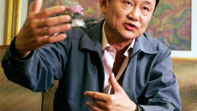 Thaksin Shinawatra, en una foto de archivo (Foto: Reuters)