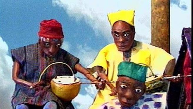 Imágenes de Tagimba, una producción nigeriana