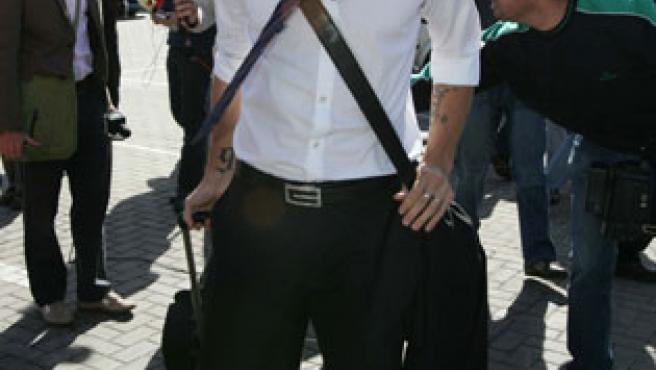 El jugador del Atlético de Madrid Fernando Torres, en una foto de archivo. (Efe)
