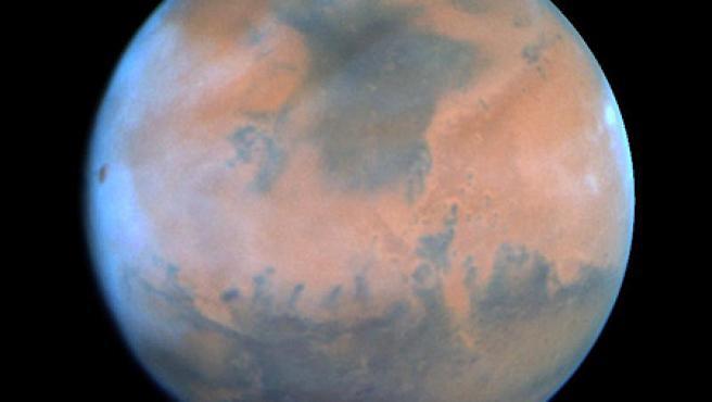 Planeta Marte (NASA).