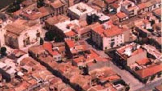 Casco histórico de Catral